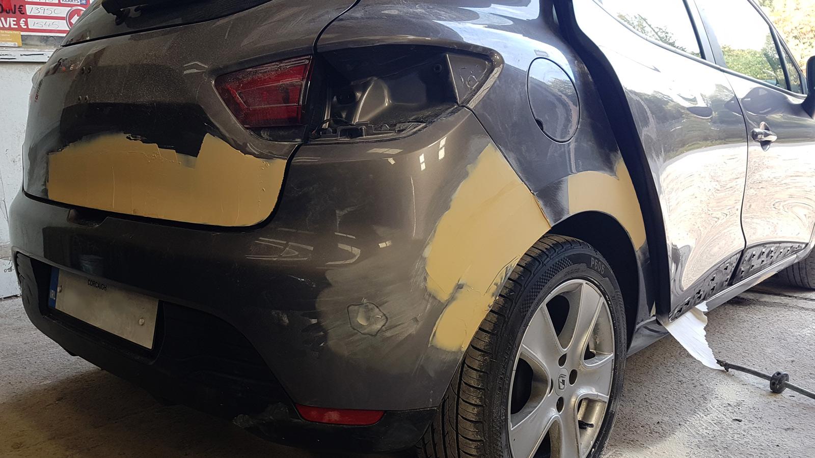 Car Spray Painting Prices Cork